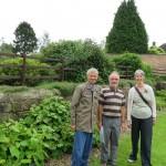 Jean Renault, Alf Bousie, Alison Grimwood 660